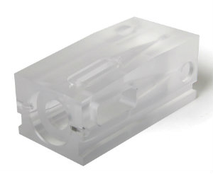 Polycarbonate Machined Part