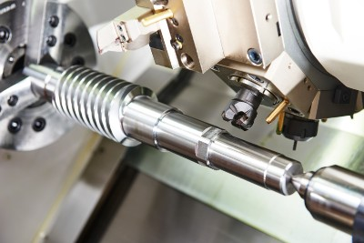 CNC turning of shaft