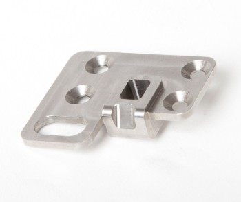 Machined Stainless Steel Bracket